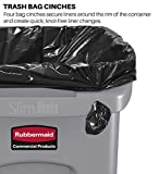 Rubbermaid Commercial Products Slim Jim Plastic