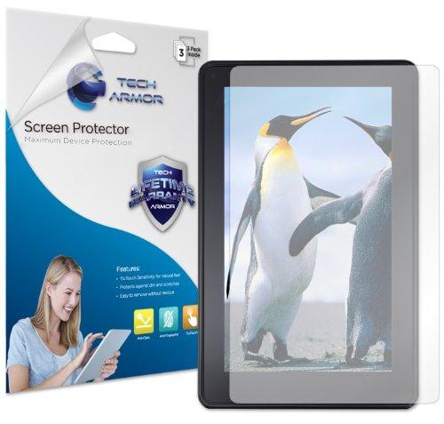Kindle Fire HD Screen Protector, Tech Armor Anti-Glare/Anti-Fingerprint Amazon Kindle Fire HD 7