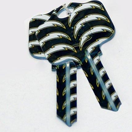 【2018?新作】 NFL NFL Chargersクイックセットロゴキー B0002RBAUA B0002RBAUA, 【オンラインショップ】:f6904843 --- arianechie.dominiotemporario.com