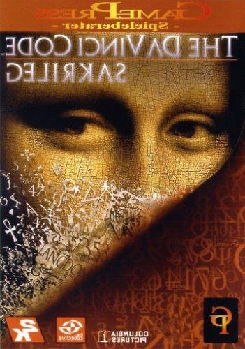 The Da Vinci Code: Sakrileg (Lösungsbuch)