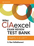 img - for Wiley CIAexcel Exam Review 2018 Test Bank: Complete Set (Wiley CIA Exam Review Series) book / textbook / text book