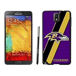 NFL Baltimore Ravens 02 Samsung Galalxy Note 3 Case Gift Holiday Christmas Gifts cell phone cases clear phone cases protectivefashion cell phone cases HLNKY604580320