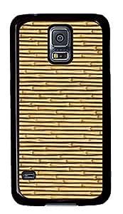 Samsung Galaxy S5 Bamboo PC Custom Samsung Galaxy S5 Case Cover Black