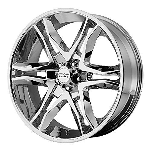 chrome american racing wheels - 6