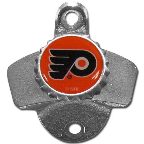 NHL Philadelphia Flyers Wall Mounted Bottle Opener