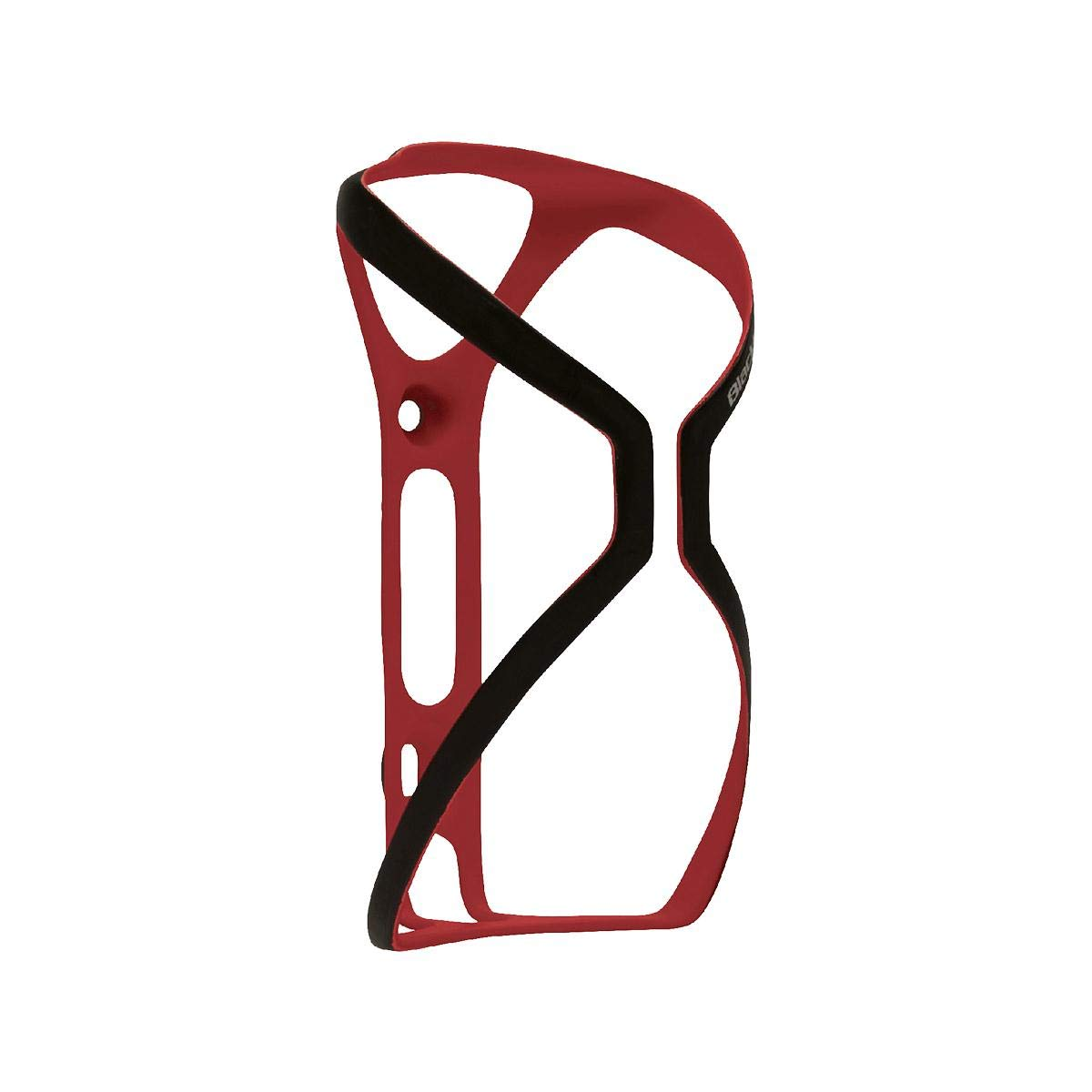 Blackburn Cinch Carbon Fiber Bottle Cage - Gloss Red by Blackburn