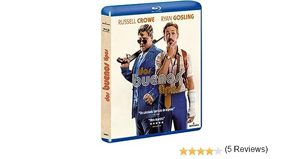 Dos Buenos Tipos [Blu-ray]: Amazon.es: Russell Crowe, Ryan Gosling, Shane Black, Russell Crowe, Ryan Gosling, Joel Silver: Cine y Series TV