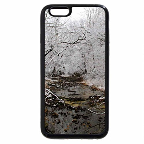 iPhone 6S / iPhone 6 Case (Black) Brook along Leetown trail