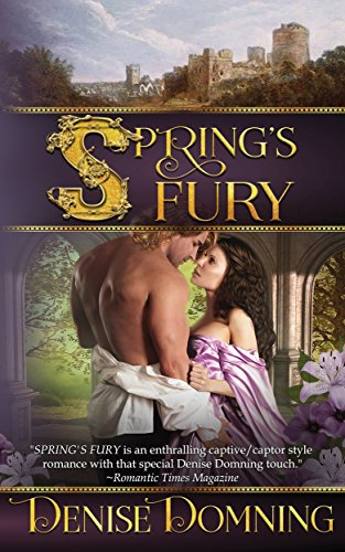 Spring's Fury (The Seasons Series Book 3)