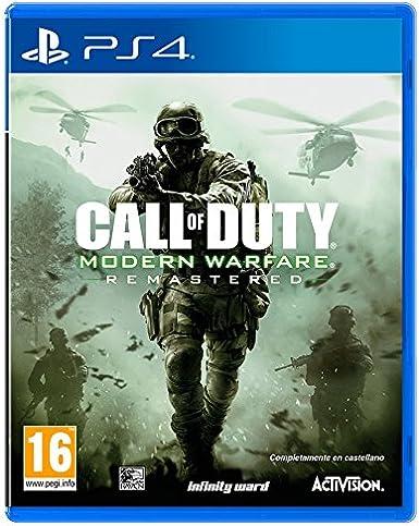 Call of Duty Modern Warfare Remastered: Amazon.es: Videojuegos