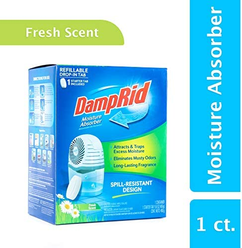 DampRid Refillable Drop Moisture Absorber product image