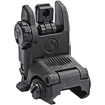 Magpul Gen 2 MBUS Rear Flip Sight, Black