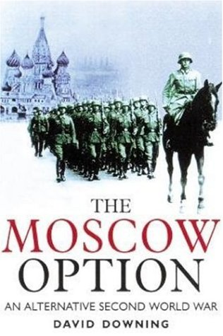 book cover of The Moscow Option