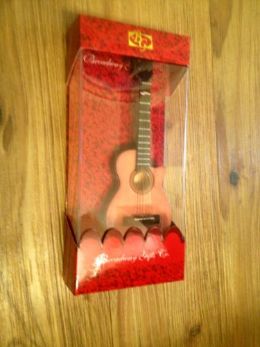 Broadway Gifts Classic Guitar Ornament -