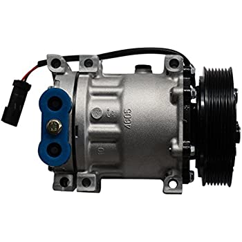 New Car Air condiction A/C Compressor and Clutch 55055802AD for Dodge Ram 1500 2500 3500 1994-2002/ Dakota 3.9L(V6) 5.9L(V8) 1996-2001/ Durango 3.9L(V6) ...