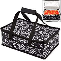 Insulated Casserole Travel Carry Bag X51...