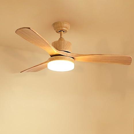 Modern Fan Forma araña lámpara de techo Fácil – Lámpara de techo plafón lámpara Ventilador de