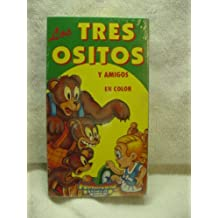 Los Tres Ositos Y Amigos En Color