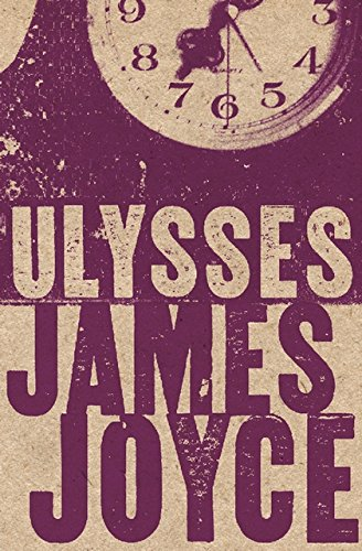 Book cover for Ulysses