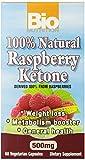 Cheap Bio Nutrition 100% Natural Raspberry Ketone Vegi-Caps, 500 mg, 60 Count