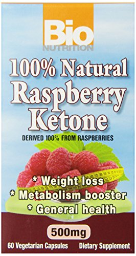 Bio Nutrition Natural Raspberry Vegi Caps