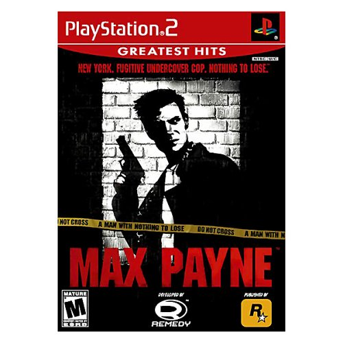 Amazon Com Max Payne Greatest Hits For Playstation 2 Video Games