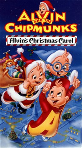 Alvin And The Chipmunks Christmas.Amazon Com Alvin And The Chipmunks Alvin S Christmas Carol