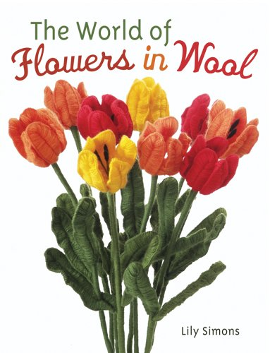 Download The World of Flowers in Wool pdf
