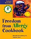 Freedom from Allergy Cookbook, Ronald Greenberg and Angela Nori, 0968030203