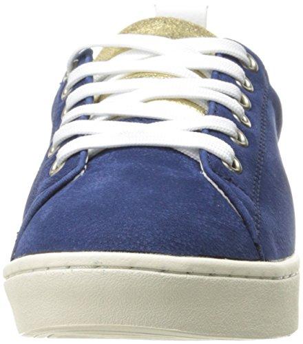Fly de bajas Azul Maco833fly para Top 004 azules mujer Zapatillas xaT5qwSa