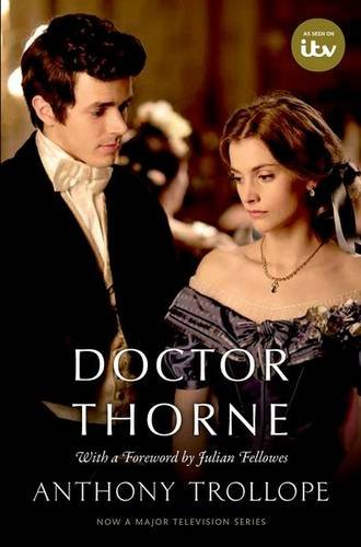 Book cover for Doctor Thorne