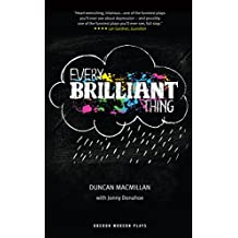 Every Brilliant Thing (Oberon Modern Plays)