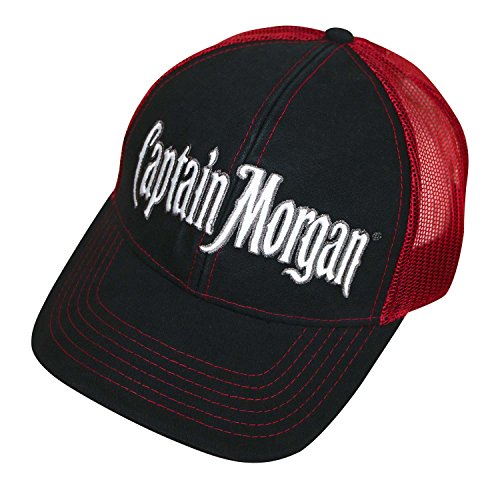 Captain Morgan Trucker Hat