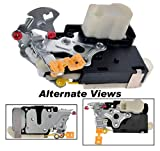 APDTY 112659 Door Lock Actuator Motor w/ Integrated Latch Assembly Front Left (View Chart For Specific Years) Lesabre Escalade Avalanche Silverado Pickup Suburban Tahoe Sierra Pickup Yukon Bonneville (Replaces 15053681, 15068499, 15110643)