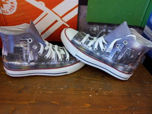 converse shoes nyc