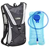 [KuYou]Hydration Pack Water Rucksack Backpack Bladder Bag Cycling Bicycle Bike/Hiking Climbing Pouch.