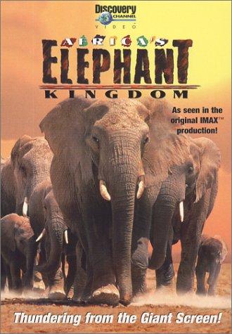 Africa's Elephant Kingdom (Large Format) -