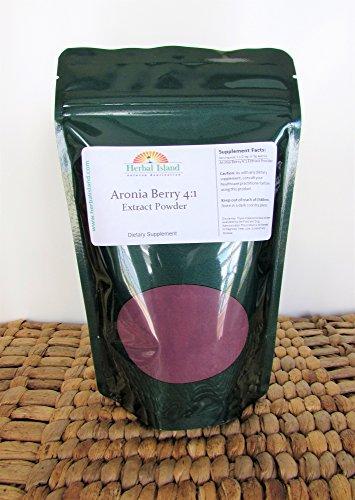 Aronia Berry 4:1 Extract - 8oz Bag -