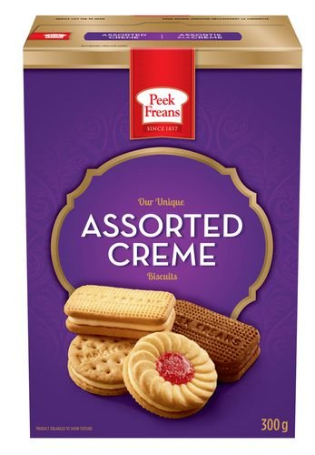 Peek Freans Assorted Cookies - 300g Assorted Biscuits