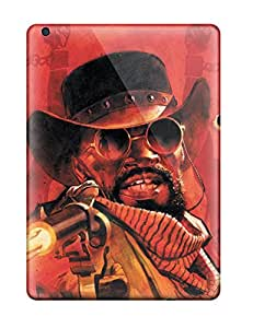 9741954K83473341 Forever Collectibles Django Unchained Hard Snap-on Ipad Air Case