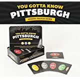 Amazon Price History for:You Gotta Know Pittsburgh - Sports Trivia Game