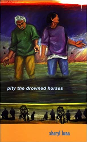 Book Pity the Drowned Horses (Andres Montoya Poetry Prize)