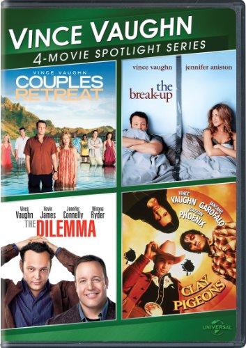 Vince Vaughn 4-Movie Spotlight Series