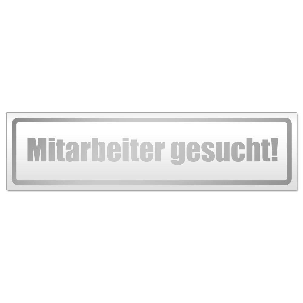 Kiwistar Mitarbeiter gesucht Magnetschild Schild magnetisch