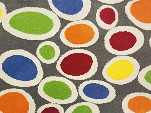 Kane Carpet - Action Packed Area Rug (Many sizes Available) (3' x -