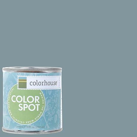 Inspired Eggshell Interior Paint, Water .05, 8oz Sample
