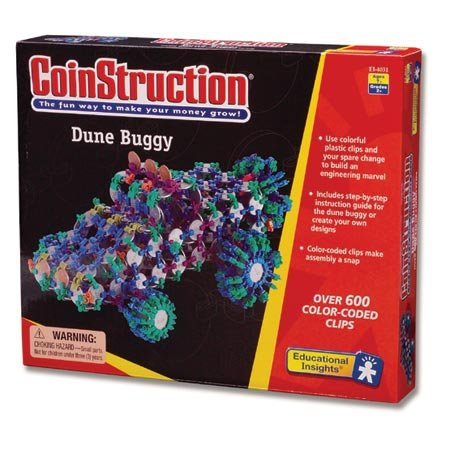 CoinStruction Dune Buggy, Baby & Kids Zone