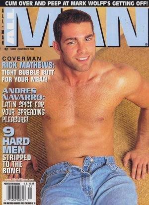 All Man Magazine November 2000 pdf epub