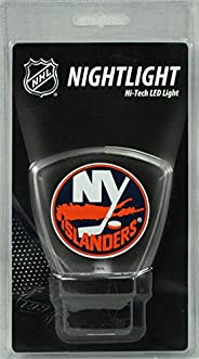 Authentic Street Signs 85317 NHL New York Islanders LED Nightlight, Clear, One Size