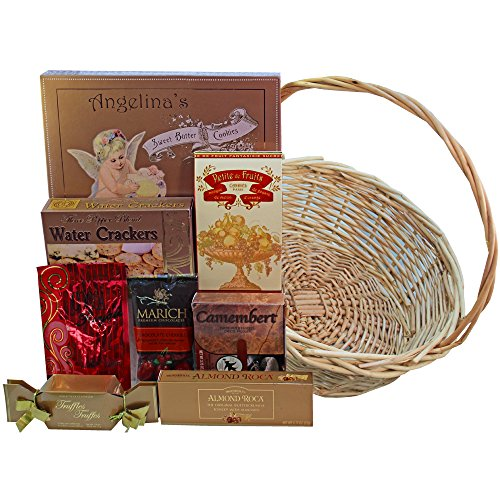 Art of Appreciation Gift Baskets Sweet Wishes For You Gourmet Food Gift Basket (Chocolate)